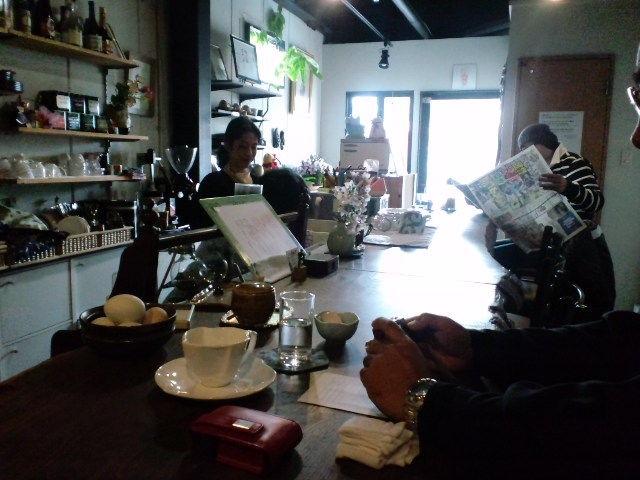 昔の喫茶店